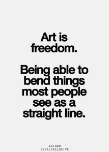 Art is Freedom