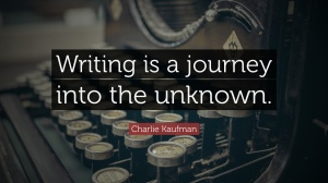 Writing Journey