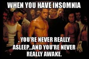 Insomnia Fight Club