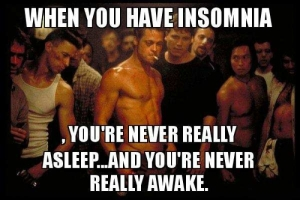 Insomnia Fight Club